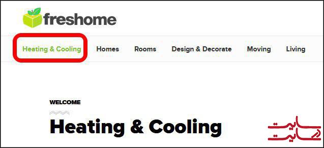 سایت دکوراسیون داخلی Freshhome