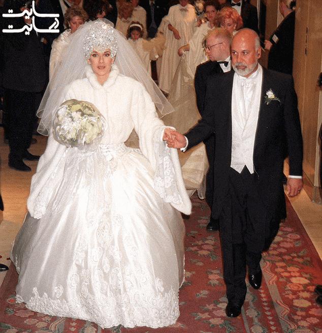 ازدواج سلین دیون