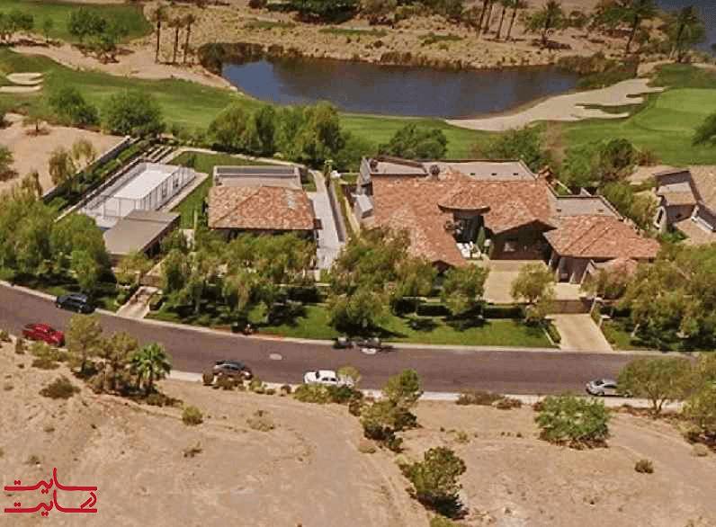 منزل سلین دیون در لاس وگاس