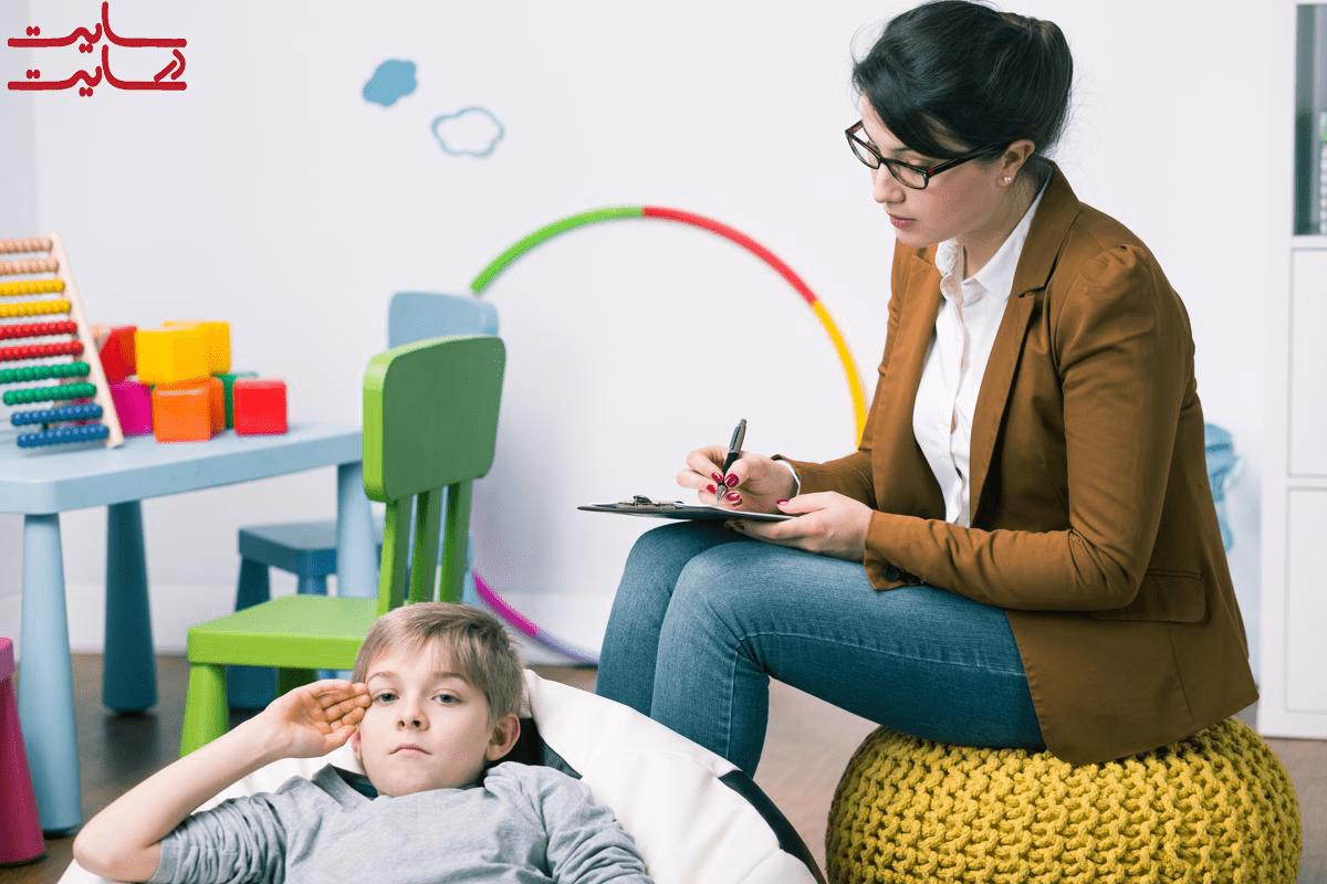 روانشناس بالینی کودک و نوجوان