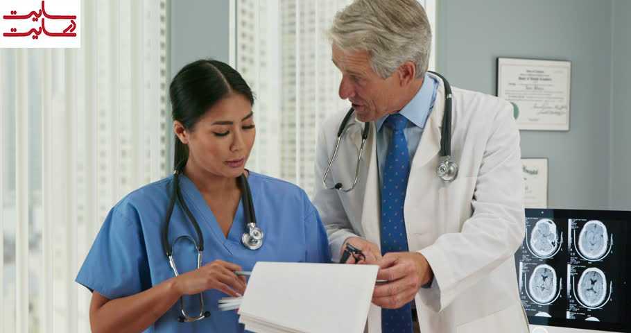 مشاوره پزشک و پرستار